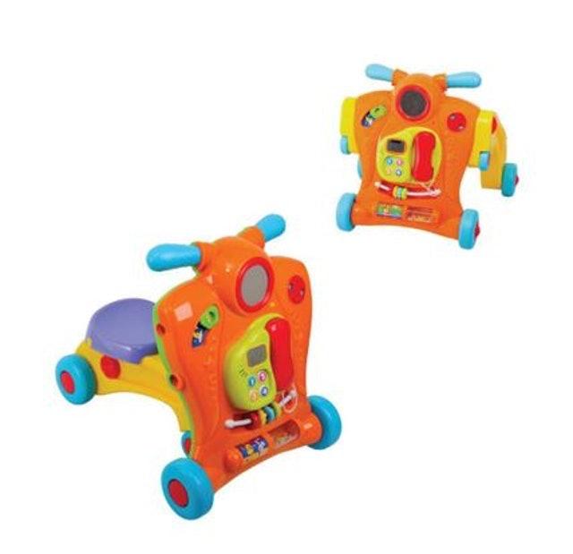 2. PLAYGO รถจักรยานหัดเดิน 2 in 1 Baby Walker