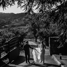 Wedding photographer Xabi Arrillaga (xabiarrillaga). Photo of 10.08.2016