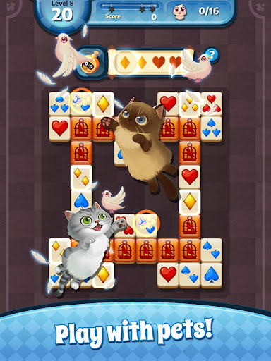 Mahjong Magic Fantasy : Onet Connect modavailable screenshots 7