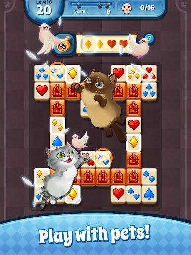 Mahjong Magic Fantasy : Onet Connect screenshots 7