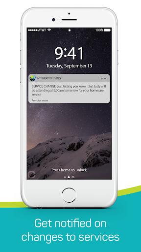My Support App by integratedliving Australia 1.5.2 screenshots 3