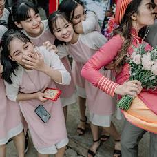 Wedding photographer Tin Trinh (tintrinhteam). Photo of 06.03.2018