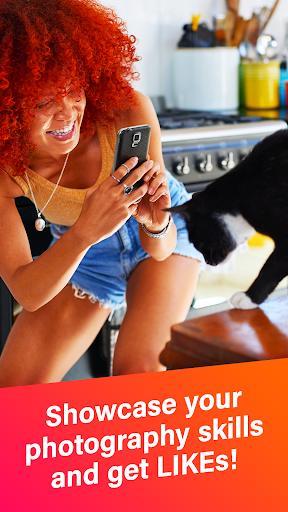 PlusMe u2013 Share your lives with beauty camerauff01 1.4.3.2 screenshots 2