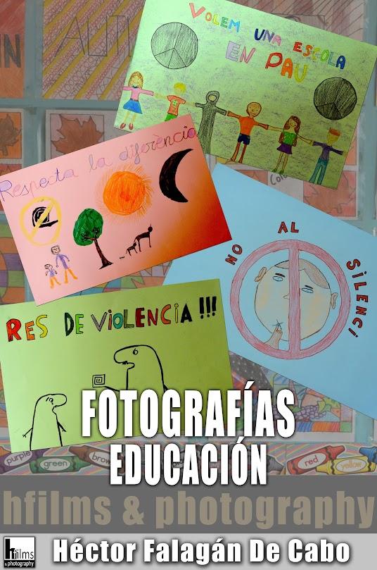 Fotografías de Educación