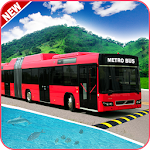 Metro Bus Simulator Drive Icon