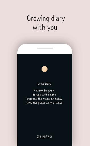 Luna diary - journal on the moon 1.4.5.6 screenshots 1