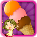 Ice Cream Maker Cooking Game icon