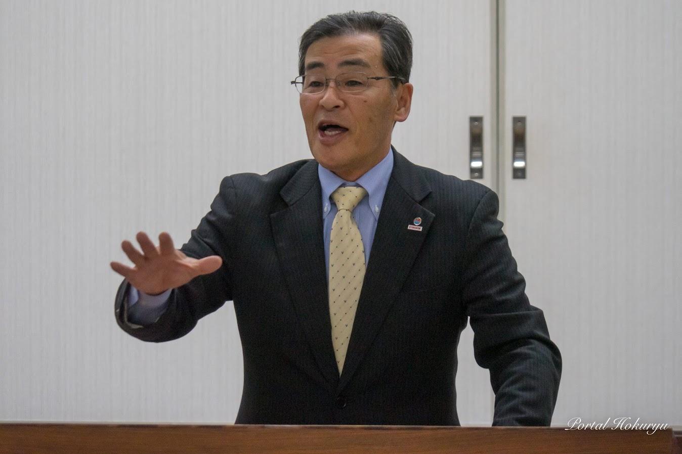 (株)キョクイチホールディングス・野田光祥 取締役