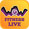 WOW Fitness Live icon