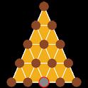 Pyramide icon