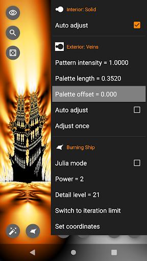 MandelBrowser screenshots 5