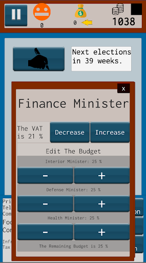 Parliament Tycoon Lite android2mod screenshots 4