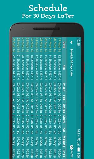 Jadwal Sholat, Kiblat dan Adzan 1.0.41 screenshots 2
