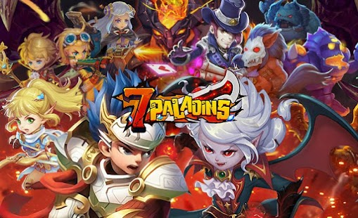 7 Paladins NA: 3D RPG x MOBA- screenshot thumbnail