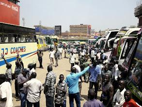 Photo: Downtown Kampala, Uganda