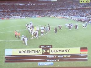 Photo: 03.07.2010 - Deutschland ist im Halbfinale