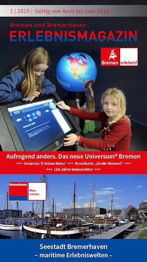 Erlebnismagazin für Bremen