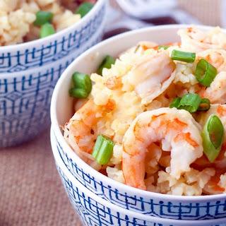 Cilantro-Jalapeno Shrimp Stir-Fry Recipe