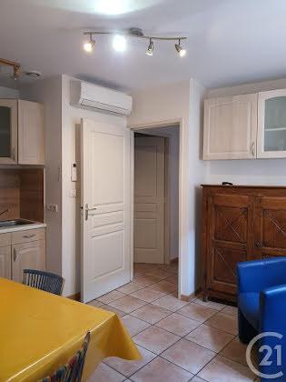 Location maison meublée 2 pièces 28,99 m2