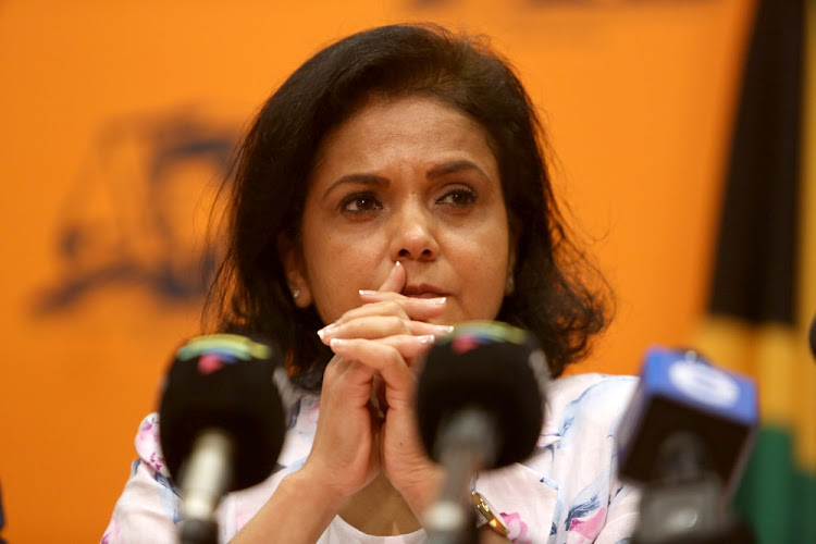 National Director of Public Prosecutions, Advocate Shamila Batohi. Picture: ALON SKUY