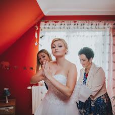 Wedding photographer Agnieszka Kowalska (agacyka). Photo of 16.03.2017