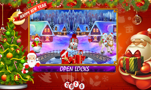 Free New Escape Games 41-Winter Secret Room Escape apkdebit screenshots 4
