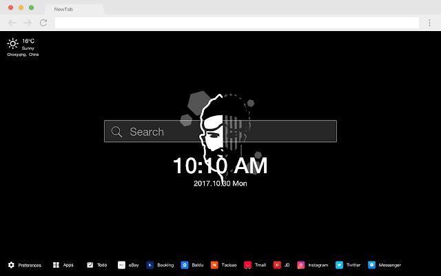 Apex New Tab Page HD Popular Games Theme