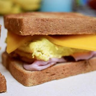 Easy, Make Ahead Freezer Breakfast Sandwiches Recipe