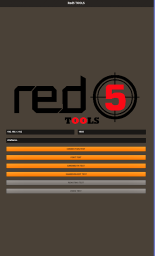 Red5 Tools