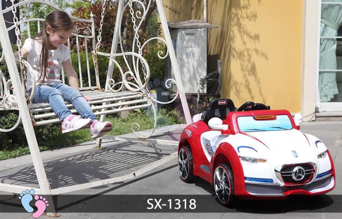 Xe oto điện trẻ em SX-1318 3