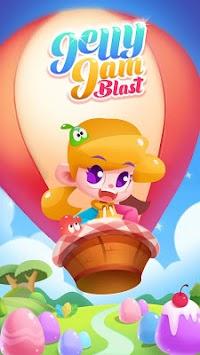 Jelly Jam Blast - A Match 3 Game