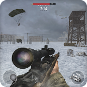 World War 2 Winter Heroes – Free Shooting Games MOD APK 1.2.0 (Mega Mod)