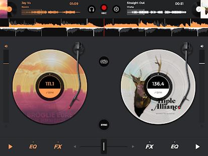 edjing 5 DJ Music Mixer Studio- screenshot thumbnail
