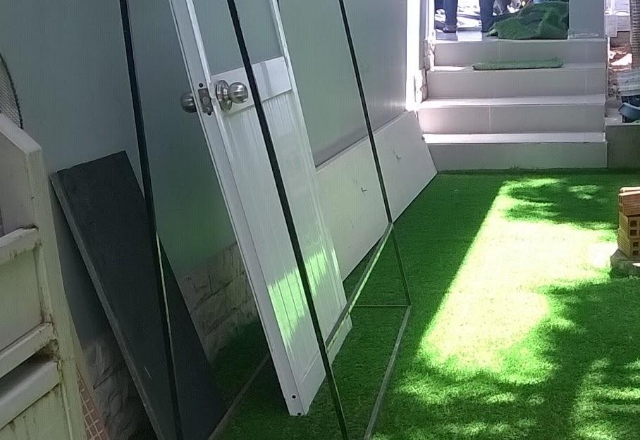 Lời khuyên nên bổ sung Thảm sân golf dán tường