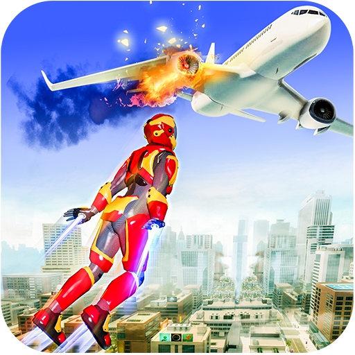 Iron Robot City Rescue Mission file APK for Gaming PC/PS3/PS4 Smart TV