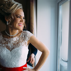 Wedding photographer Artem Kolomasov (Kolomasov). Photo of 11.01.2017