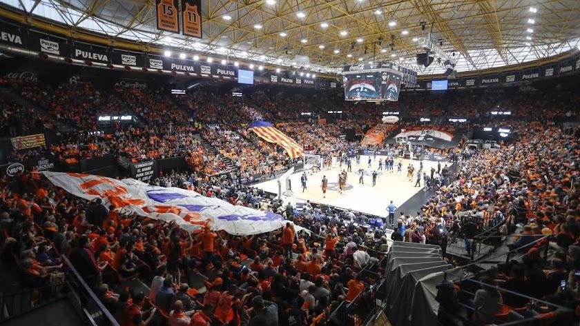 La ACB volverá en junio: la fase final será en Valencia.