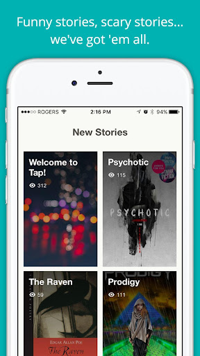 Tap by Wattpad Labs for PC