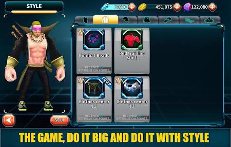 Basketball Gangs 2 1.03 screenshot 2091856