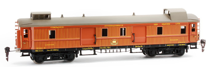 Photo: CIWL Baggage Car no. 2444 M