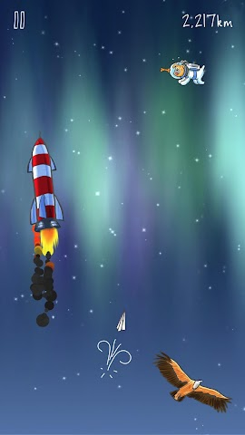 android Man on the Moon Screenshot 1
