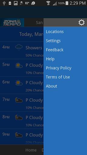 玩免費天氣APP 下載ZonaTiempo app不用錢 硬是要APP
