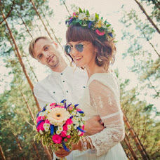 Wedding photographer Yuliya Garmonschikova (Yuliruba). Photo of 20.02.2016