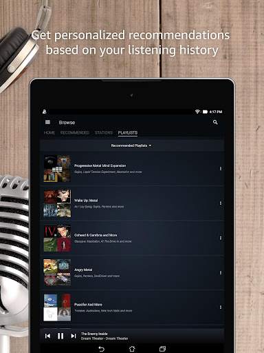 Amazon Music for PC