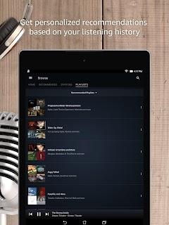 Amazon Music screenshot 06