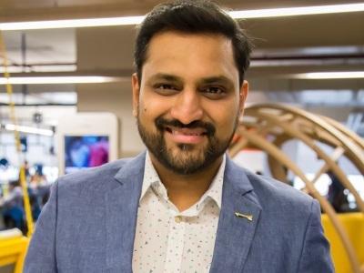 Arun Pattabhiraman, Vice-President – Growth and Marketing, Freshworks.