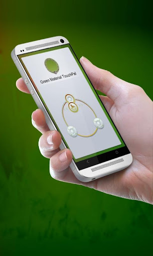 Green Material TouchPal