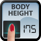 Body Height Fingerprint Simulator