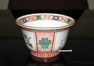 Photo: Mangkuk kramik kuno, asal Jepang. http://nurkasim49.blogspot.jp/2011/12/iv.html