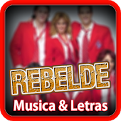 Letra de cancion Rebelde Music